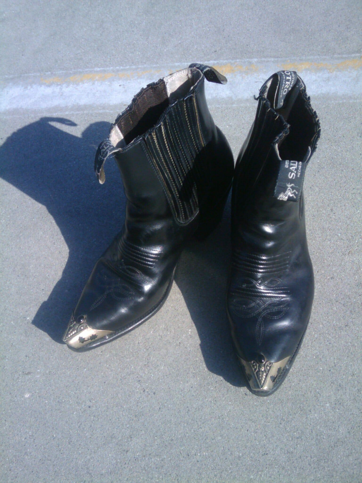 Ricky Ricardo Boots at Metropolis