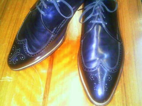 The Don Draper :: Madmen shoes at Metropolis Vintage NYC