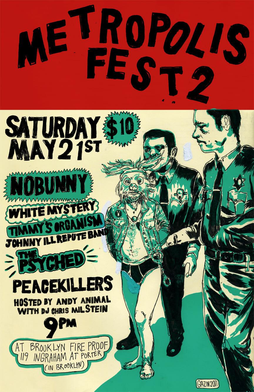 Metropolis Fest 2
