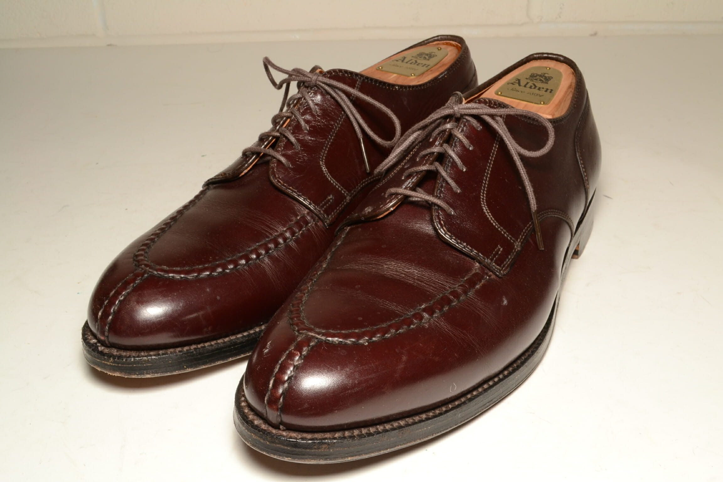 Vintage alden shoes metropolis vintage n y c for The alden