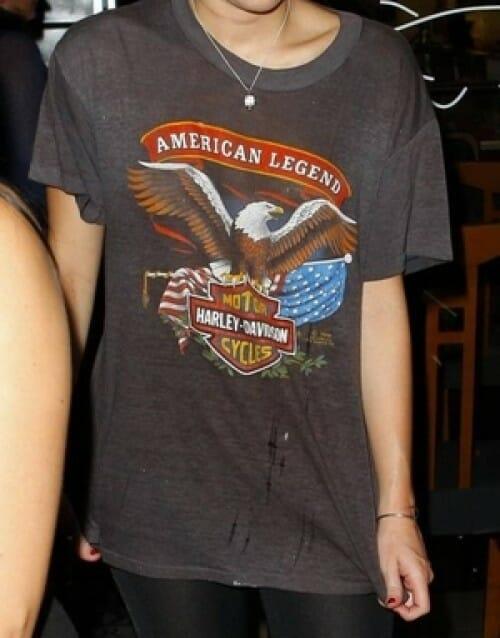 Etsy Harley Tshirt shop