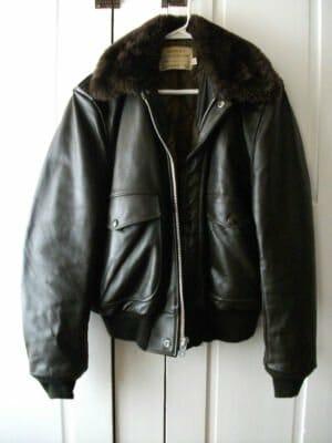schott-i-s-674-m-s-leather-bomber-flight-jacket-size ...