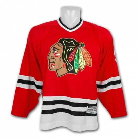 Stan mikita chicago blackhawks vintage heroes of hockey Chicago blackhawks t shirts vintage