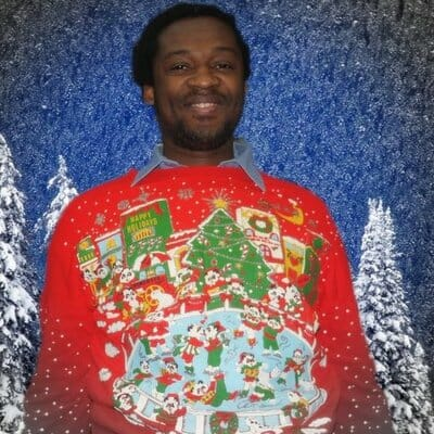 Click here for Santa's Sweater workshop