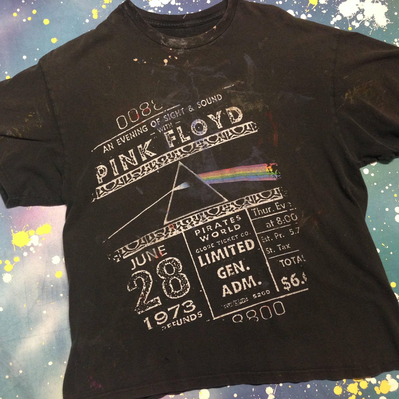 Pink Floyd T Shirts Metropolis Vintage N Y C